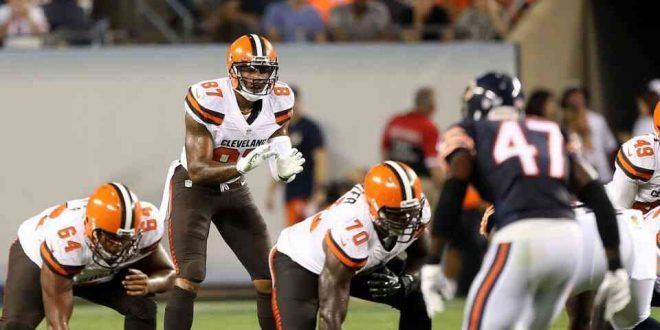 Watch Chicago Bears vs. Cleveland Browns Live Stream