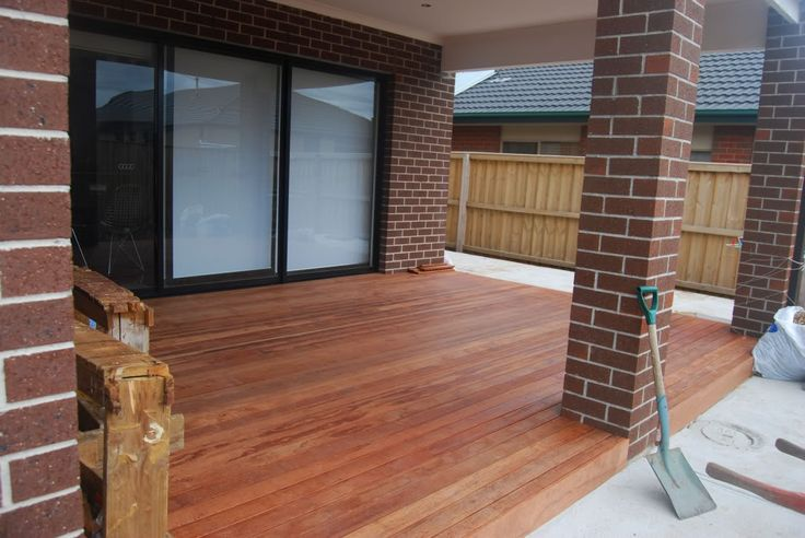 Alfresco Decking Quote - Size 4350 X 3000 mm
