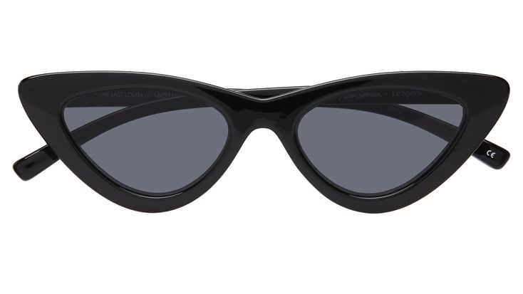 Adam Selman x Le Specs SunglassesThese cat-eyes have been seen on the likes of Gigi and Bella Hadid, Rihanna, Lady Gaga, Katy Perry, Zoe Kravitz, Grimes, and Rita Ora, just to name a few. No wonder they sold out like crazy.Adam Selman x Le Specs Last Lolitas, $119, available at Le Specs. #refinery29 http://www.refinery29.com/2016/12/133390/best-selling-clothing-2016#slide-6