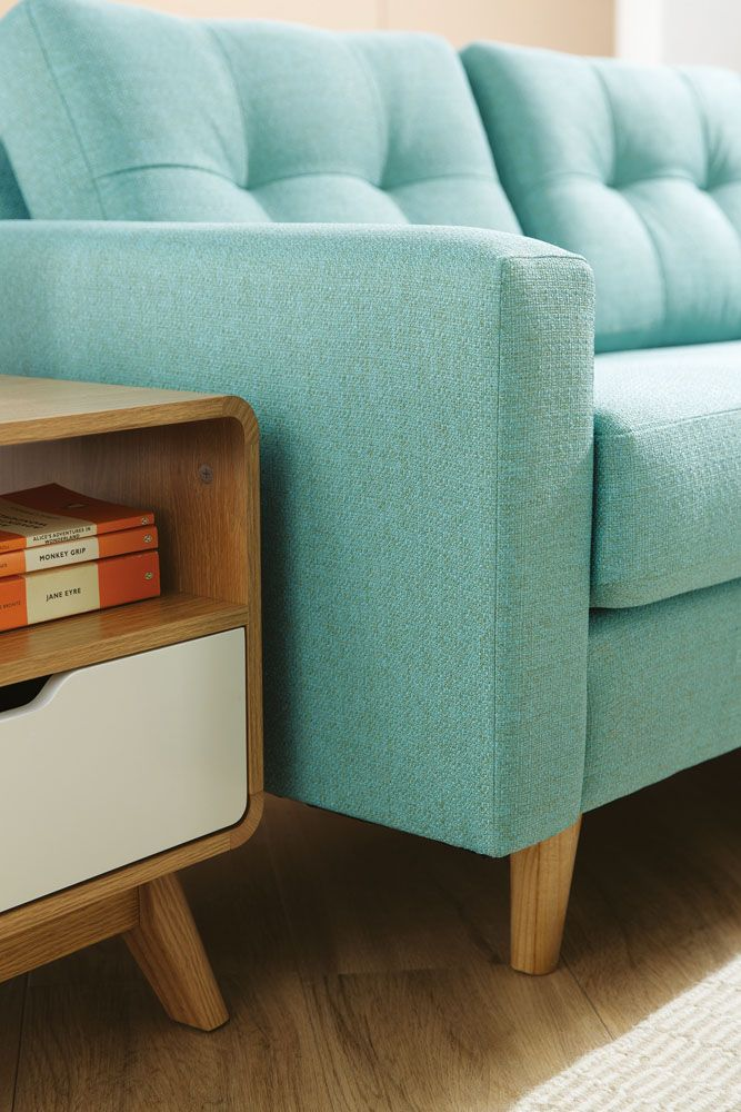 You'll love the look of our Scandinavian inspired Retro furniture range.