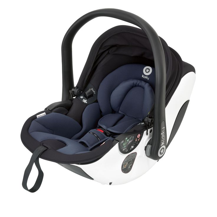 Kiddy Evo-Lunafix Group 0+ Car Seat and Isofix Base