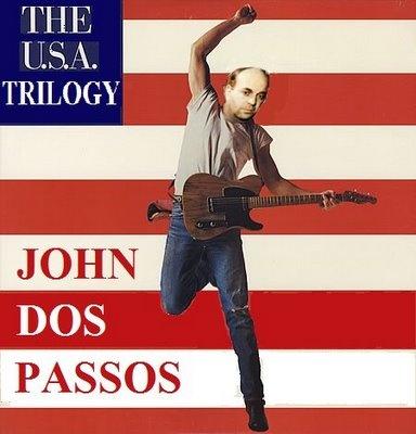 Literary Makeovers!!!: John Dos Passos