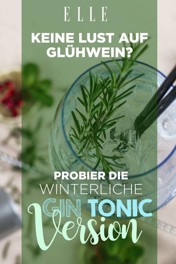 Glühwein mit Gin – das Rezept