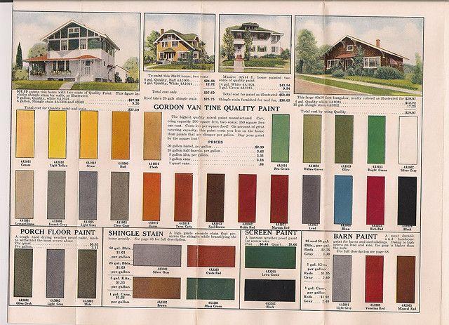 57 Best Images About Historic Paint Colors Palletes On Pinterest