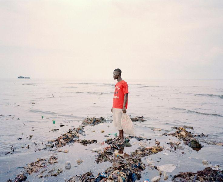 Kroo Bay, Freetown, Sierra Leone, 2012.