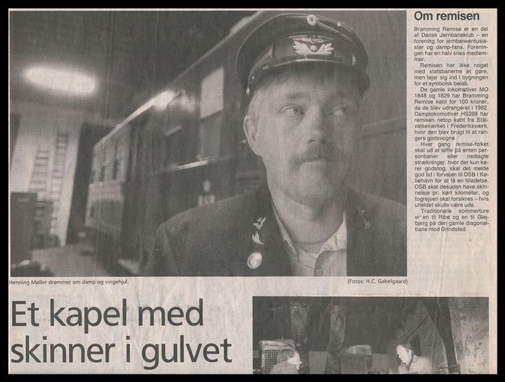 Reportage fra JydskeVestkysten om Bramming Remise.