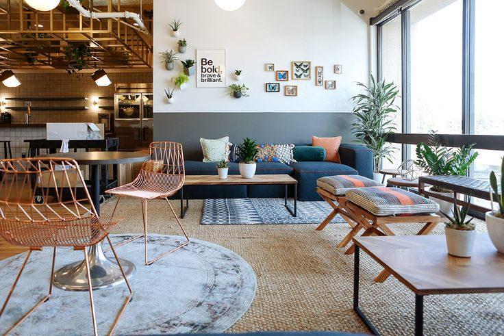 An Inside Look at WeWork's Pasadena Coworking Space - Officelovin