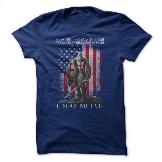 Fear No Evil - #design shirts #girls hoodies. BUY NOW => https://www.sunfrog.com/Political/Fear-No-Evil-NavyBlue-Guys.html?60505