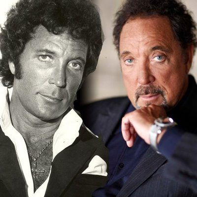Tom Jones. I don't know why, I just do <3