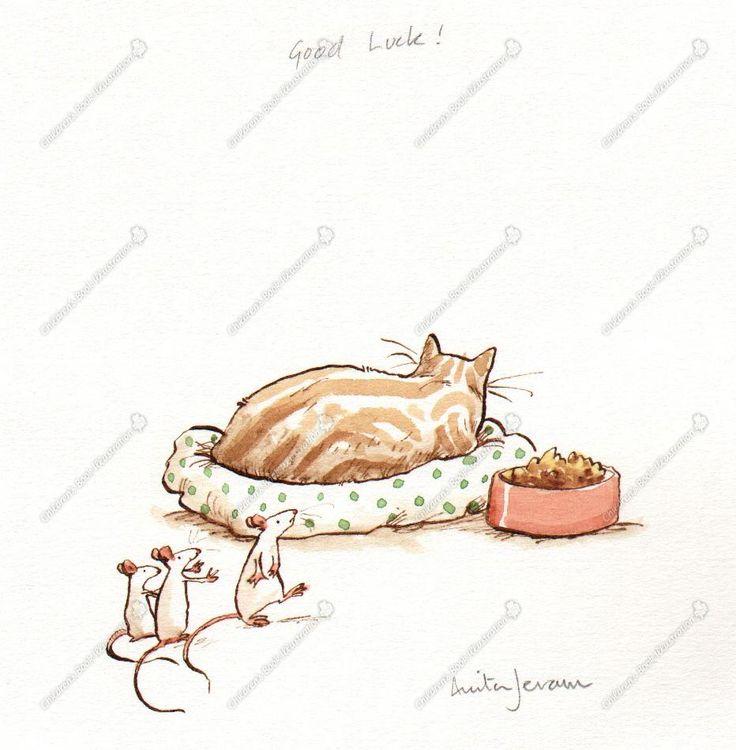 anita jeram illustrations   Please note that Children's Book Illustration watermarks do not appear ...