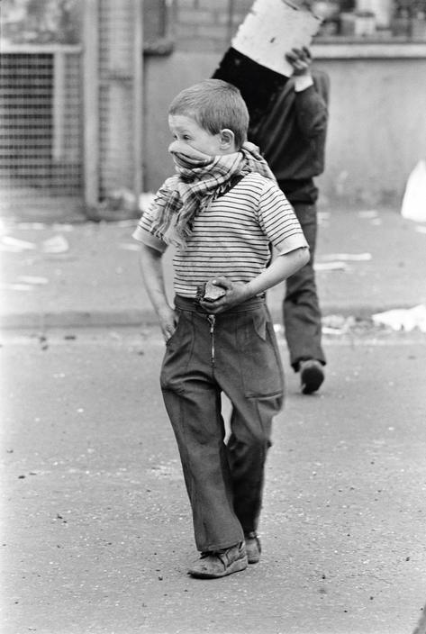 Londonderry, 1979  Peter Marlow. British Occupied North of Ireland