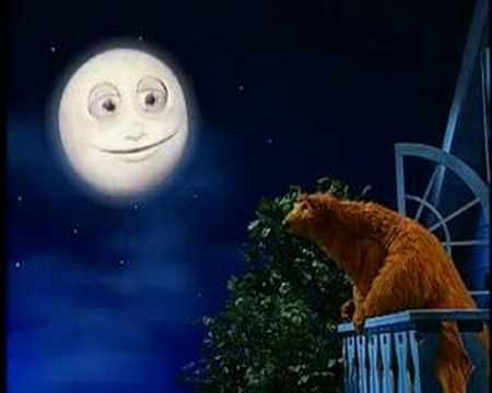 """Bear in the Big Blue House"" - ""Goodbye"" song."