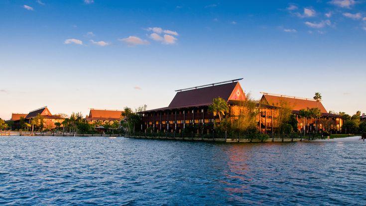 A highlight of any Walt Disney World vacation is exploring the elaborately themed Disney Resorts.