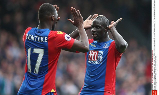 Crystal Palace boss Sam Allardyce wants Mamadou Sakho deal
