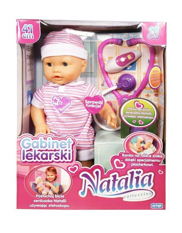 Zestaw Natalia -  gabinet lekarski. Sprawdź na www.supermisio.pl  #lalki #supermisiopl
