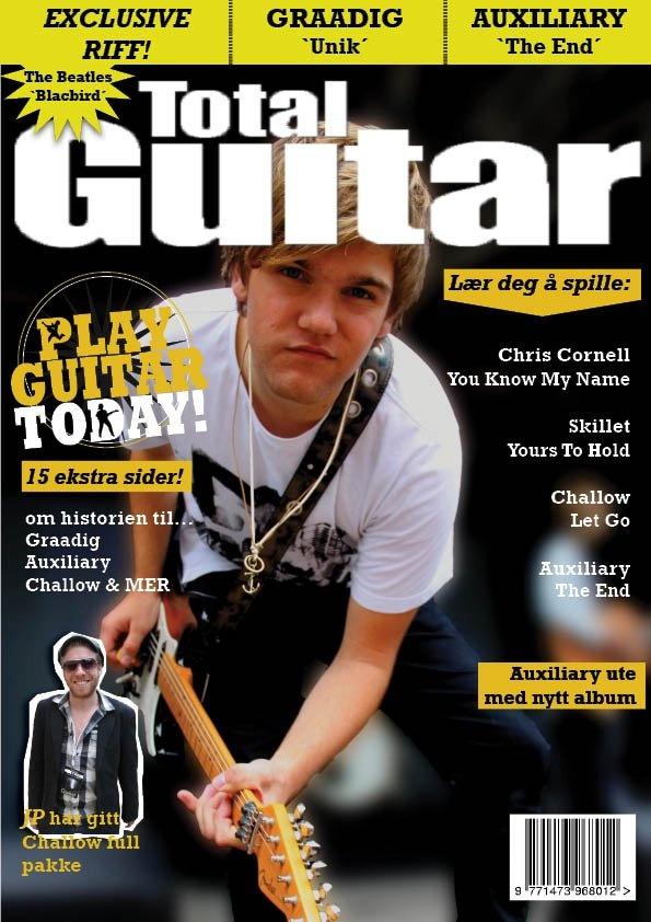 Magasin-Total Guitar