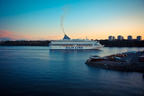Silja Line! (europa)