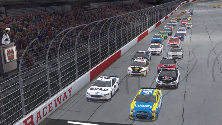 """NASCAR Heat Evolution Review NASCAR Heat Evolution is the first fully licensed NASCAR game to be released on the Xbox One. It features four offline game modes and an online multiplayer mode. Produced by the people behind the original NASCAR Heat, Monster Games, NASCAR Heat Evolution seeks to """"evolve"""" its former self and throw NASCAR into the limelight. But how well does it do? http://www.thexboxhub.com/nascar-heat-evolution-review/"""