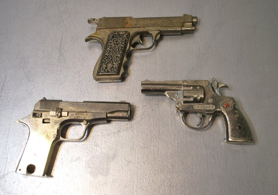 102 Best Images About Vintage Toy Guns Cap Guns On