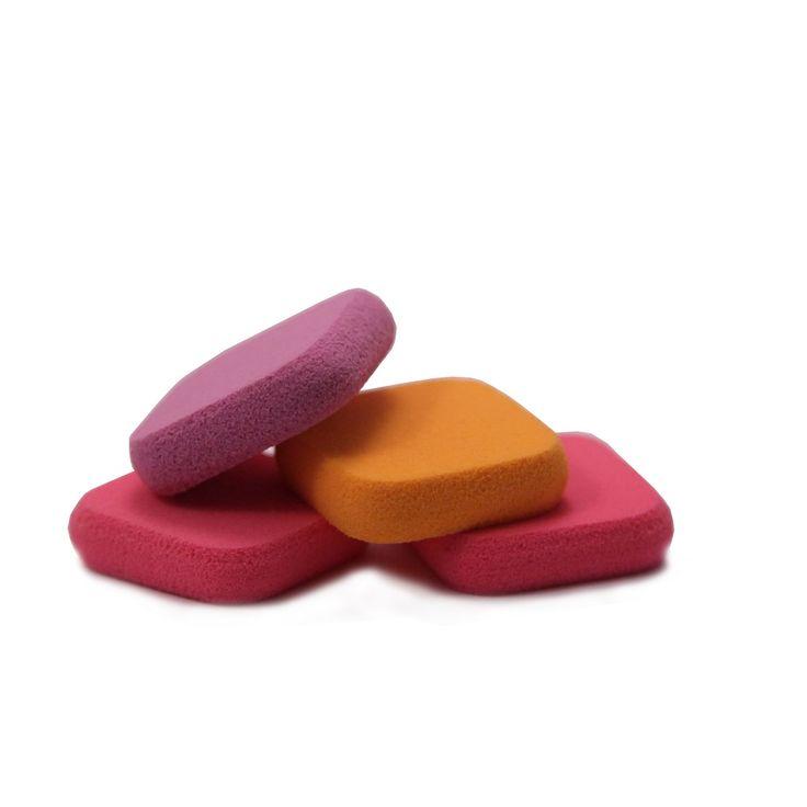 Pad in lattice colori assortiti Make Up MartiniSPA