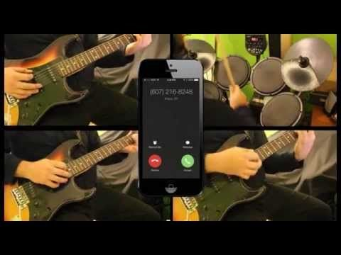 Marimba ringtone cover song (iPhone)