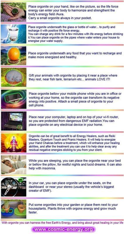 123 Best Orgone Energy Images On Pinterest Board Gemstones And