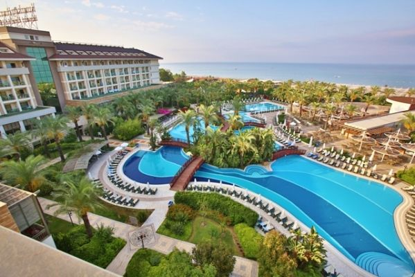 Törökország / Török Riviéra / Side Sunis Kumköy Beach Resort 5*