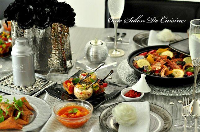 世界の料理とテーブルコーディネート「おもサロンドキュイジヌ」(東京都足立区)のレッスン風景 | 料理教室検索サイト「クスパ」