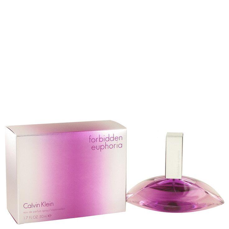 Forbidden Euphoria by Calvin Klein Eau De Parfum Spray