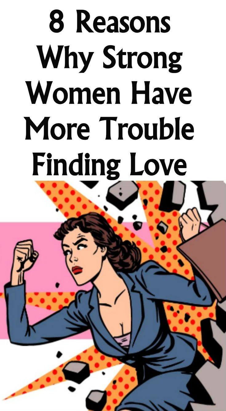 Trouble finding love