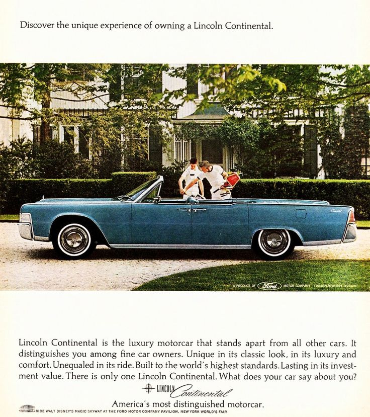 952 best Lincoln Continental images on Pinterest | Lincoln ...