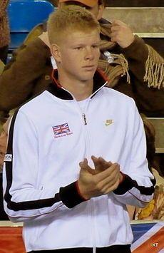 Kyle Edmund - Tennis.