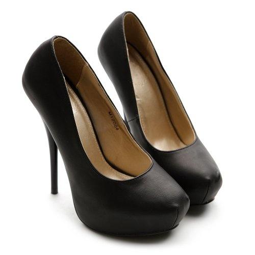 Ollio Women's Platforms Stilettos Classic High Heels Pump Multi-Color Shoes    Ollio Women's Platforms Stilettos Classic High Heels Pump Multi-Color Shoes. $18.99