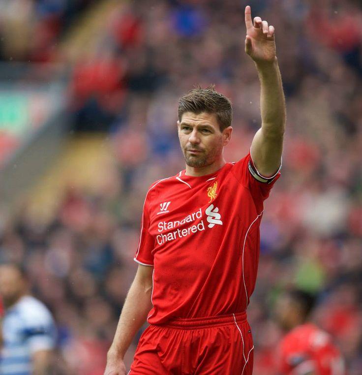 Liverpool v QPR 2/5/15