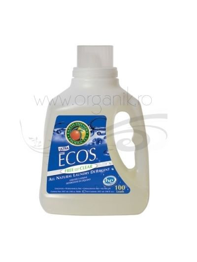 Detergent lichid pentru rufe FARA MIROS, 1,5 litri - Earth Friendly Products - pt scutece