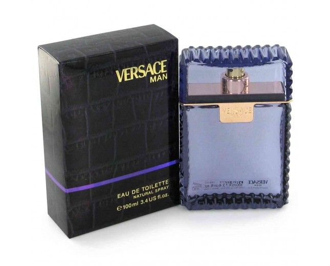 Versace Man for men EDT 100ML AED 165.00