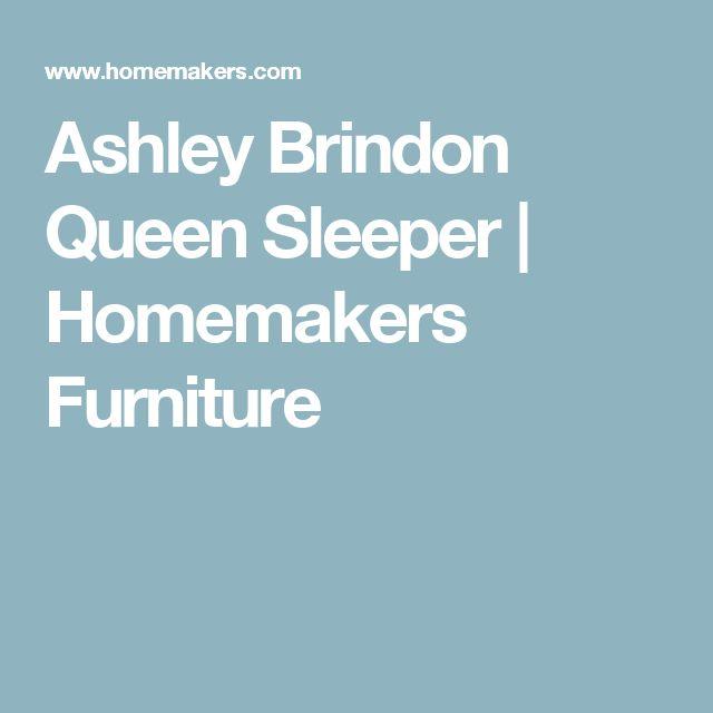 Ashley Brindon Queen Sleeper   Homemakers Furniture