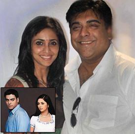 The Love Story of Gautami and Ram Kapoor - bollywoodshaadis.com