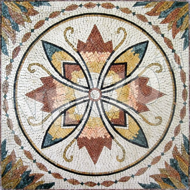Mosaik GE433 Mandala