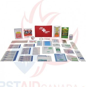 Adventure Kit - Everything you need for life's adventures in one kit! www.FirstAidCanada.com
