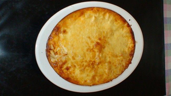 Χυλοπίτες φούρνου με 3 τυριά