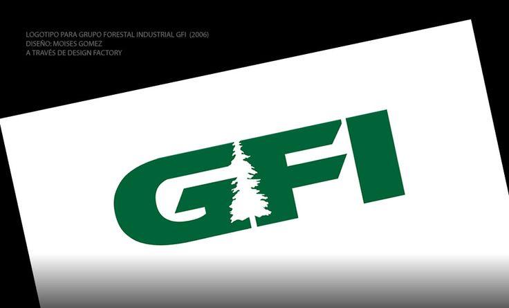 Diseño de Logotipo GFI - Diseño de Logotipos