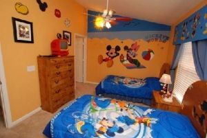 nice Disney Kids Room Decor