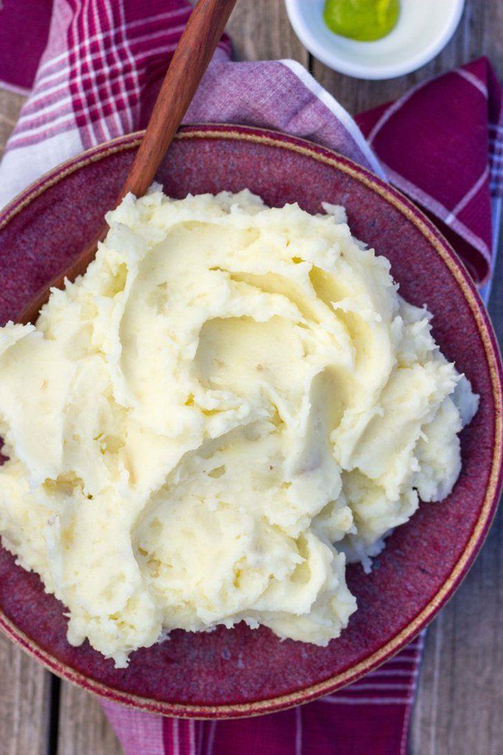 Exotic mashed potato recipes