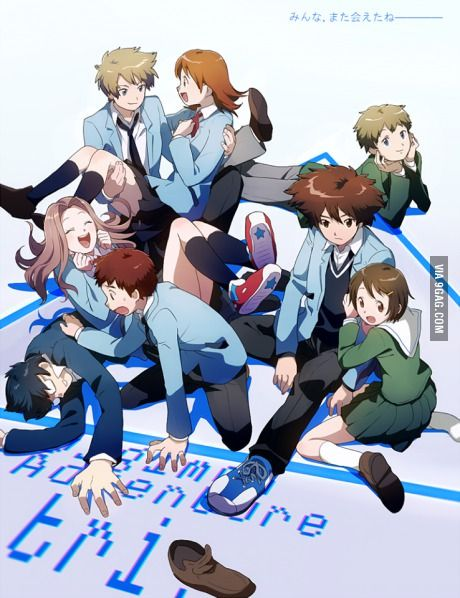 Childhood Heroes are Coming Back Soon! Digimon Adventure Tri