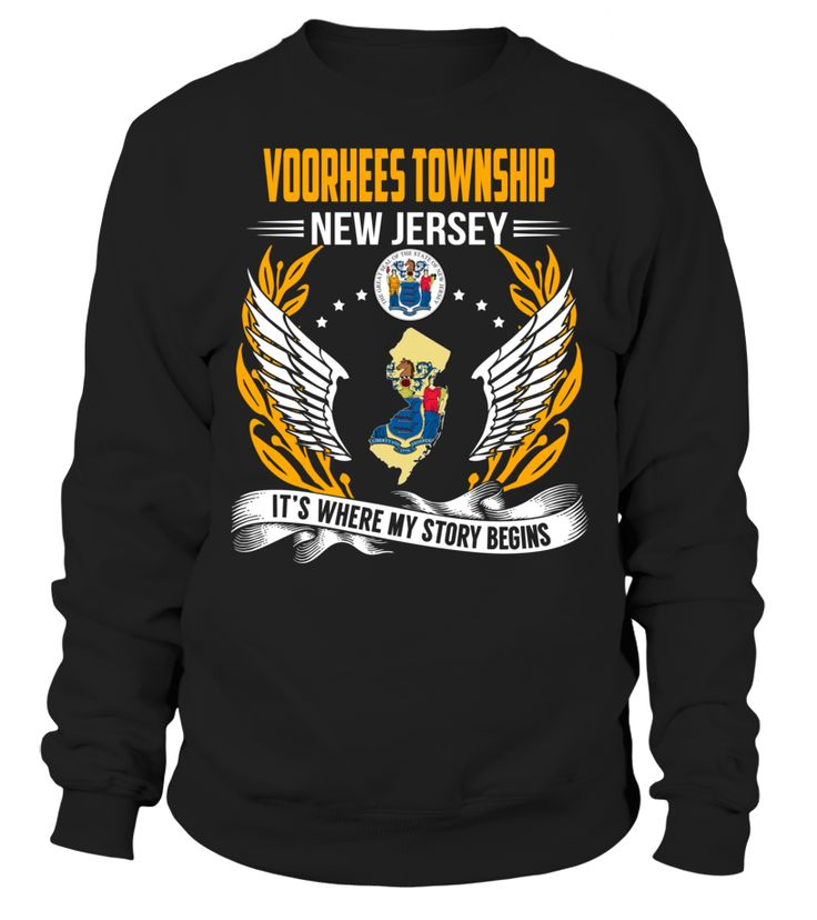 Voorhees Township, New Jersey - It's Where My Story Begins #VoorheesTownship