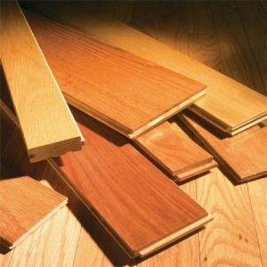 How to Buy Wood Flooring or Laminate Flooring. There are strengths and weaknesses to solid wood floors and laminate wood floors - learn more about each type and decide which one is a better fit for your home.