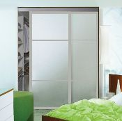 Element Designs Offers Complete Sliding Door Systems Which Include Aluminum  Frame Or PARAPAN® Panels And