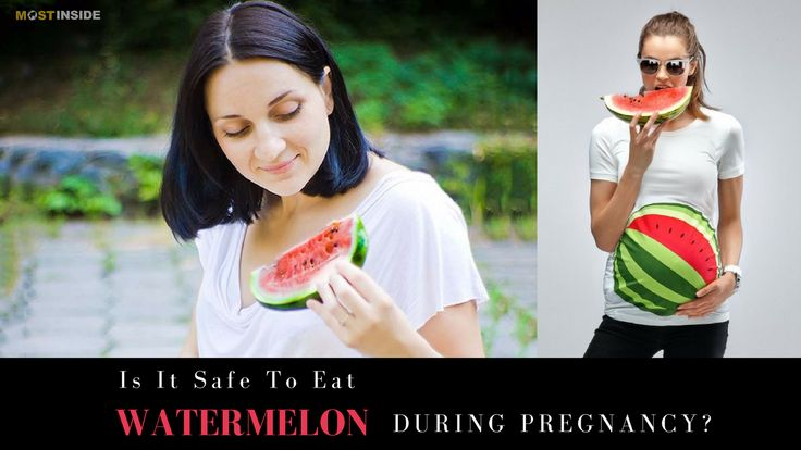 Is It Safe To Eat #Watermelon During #Pregnancy