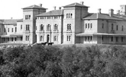 Mayday Hills Lunatic Asylum: Madman's Gully Amphitheatre - Beechworth - Around Town - Time Out Melbourne